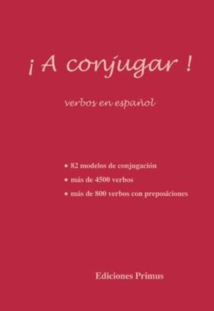 Primus Edizioni A conjugar verbos en español