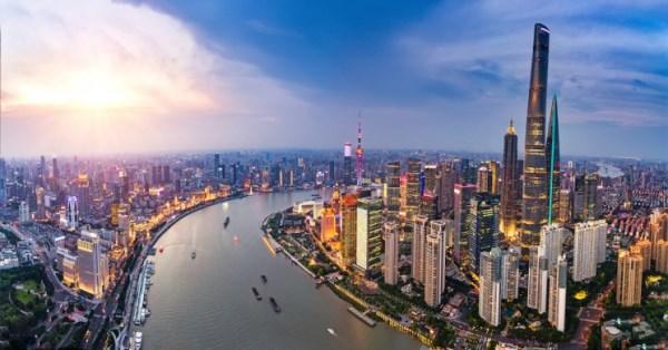 Εκδόσεις Primus Η κινεζική πόλη Σαγκάη I