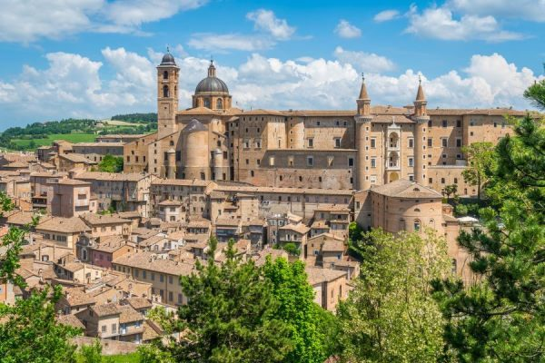Εκδόσεις Primus Η πόλη του Urbino
